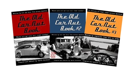 The Old Car Nut Book series