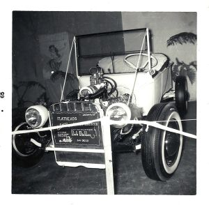 Bob Biehler's first hot rod