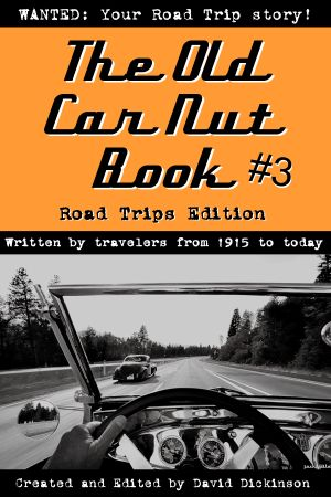 The Old Car Nut Book #3 - Road Trips Edition